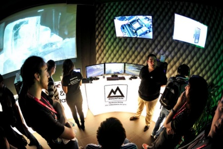 Mountain en los Premios Xataka 2012, así fue