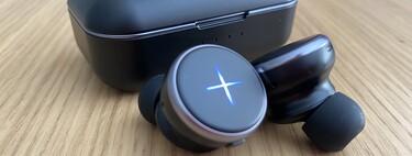 X by Kygo Xellence, análisis: autonomía notable y cancelación activa de ruido para unos auriculares que no pasan desapercibidos