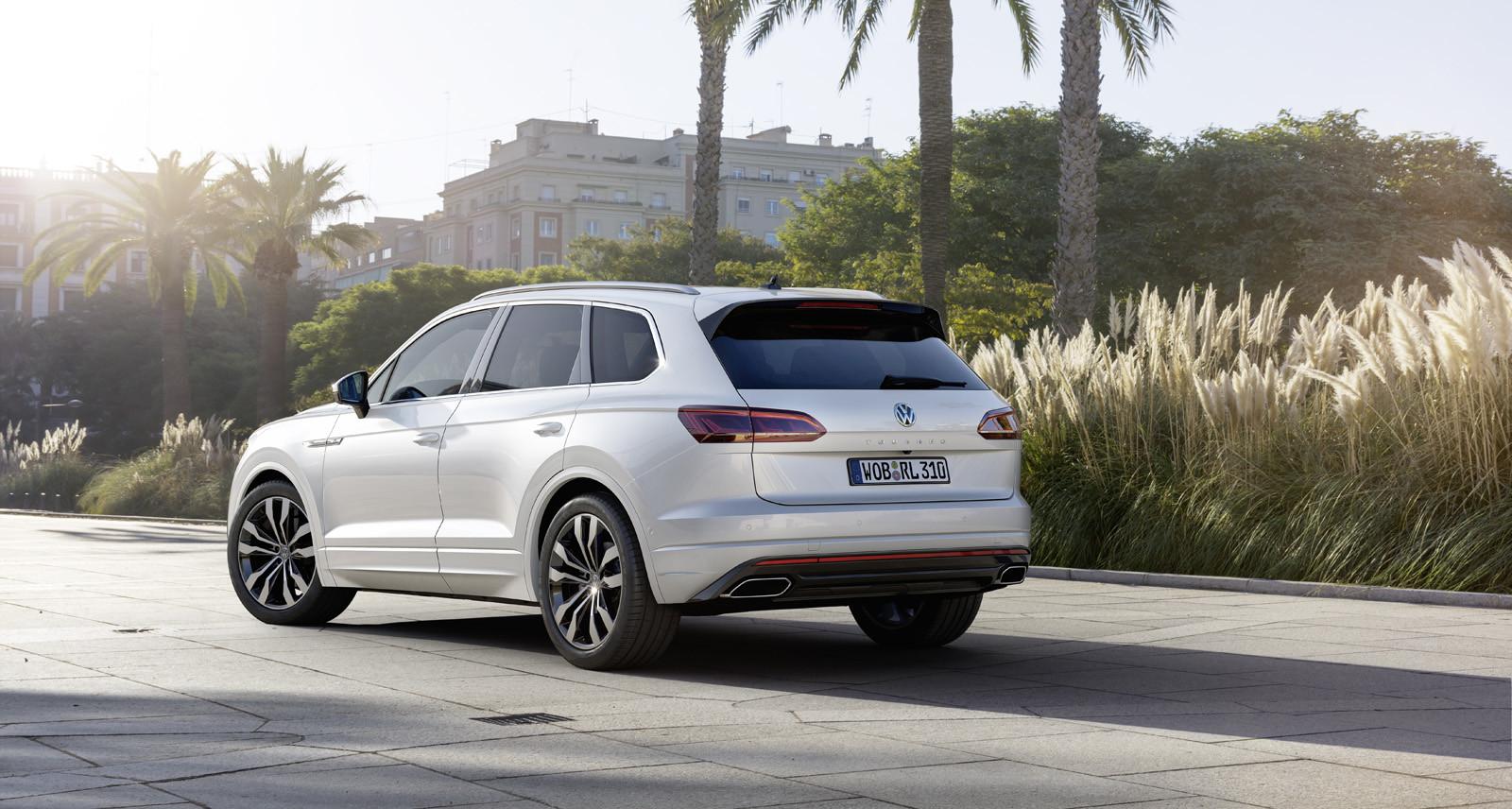 Foto de Volkswagen Touareg 2018 (52/87)