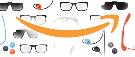 Amazon ficha a Babak Parviz, fundador de Google Glass
