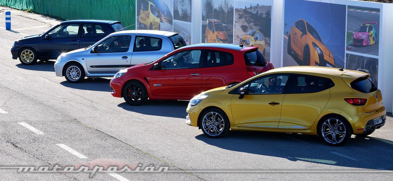Foto de Renault Clio RS 200 EDC (presentación) (33/49)