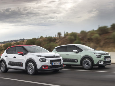 Probamos el nuevo Citroën C3, el primer coche que incorpora cámara a bordo