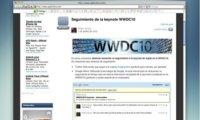 Seguimiento de la WWDC 2010 en Applesfera con Google Wave