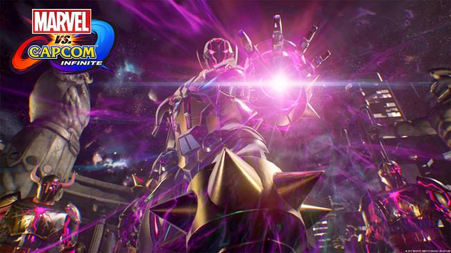 Marvel Vs Capcom Infinite 14