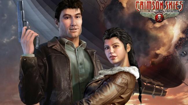 Volviendo a Crimson Skies: High Road to Revenge 14 años después, ahora desde Xbox One