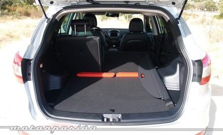 Hyundai ix35 2013 prueba en Madrid 22