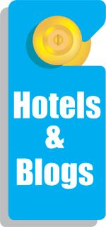 Noche gratis de hotel para bloggers