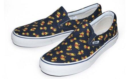 Vans Slip On Winnie the Pooh