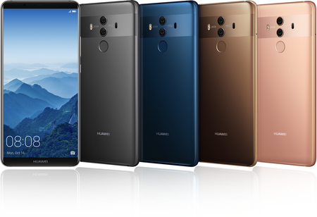 Huawei Mate 10 Pro Colores