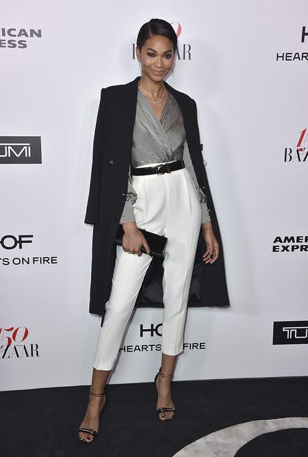 Harpers Bazaar Most Fashionable Women Alfombra Roja Looks 2017 13