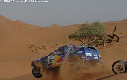Sainz Marruecos 2007 en dos ruedas