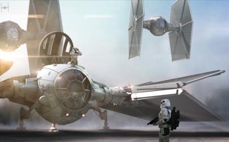 Star Wars E Vii Bocetos 30