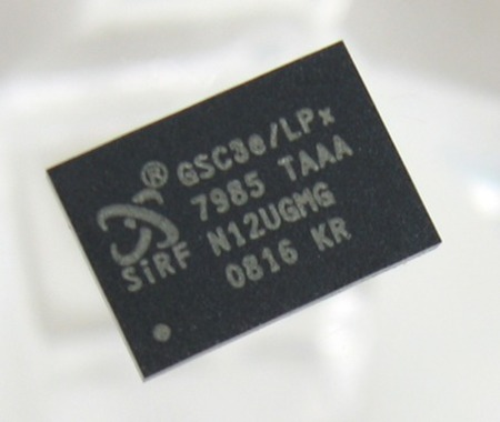 SiRFstarIV GSD4e, mejorando los receptores GPS