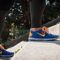 A la hora de correr, mejor no usar lastres en tobillos o muñecas
