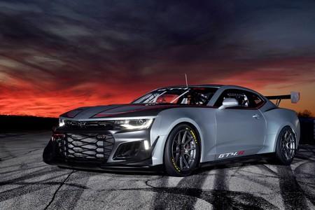 Chevrolet Camaro GT4.R: carreras con olor a barbacoa por 259.000 dólares