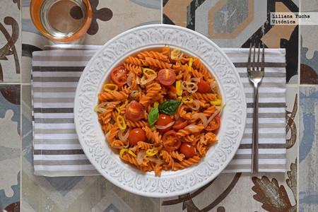 Día internacional de la pasta: 25 recetas saludables para incluirla en tu dieta