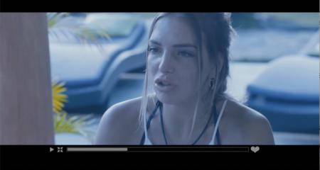 Patri Pérez llora desconsolada durante su conversación con Cristian - La última tentación, Telecinco