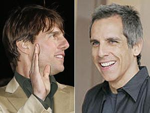 Tom Cruise y Ben Stiller podrían trabajar juntos