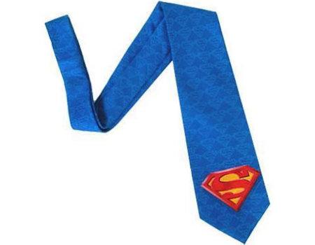 Corbata de Superman