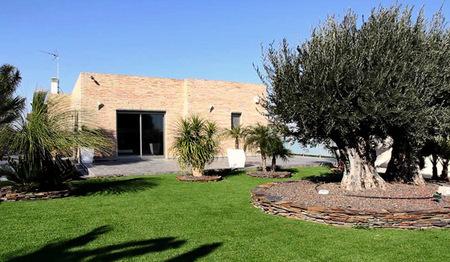 Villa de inspiración zen en Murcia