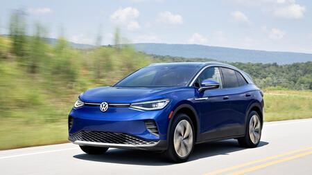 """Volkswagen ID.4, al volante del SUV eléctrico de """"Voltswagen"""" que vendrá a México en 2023"""