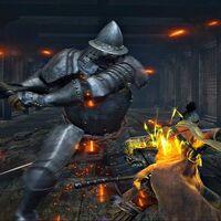 Este es el truco para derrotar al guerrero con armadura en Sekiro: Shadows Die Twice