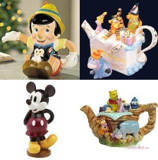Teteras Disney