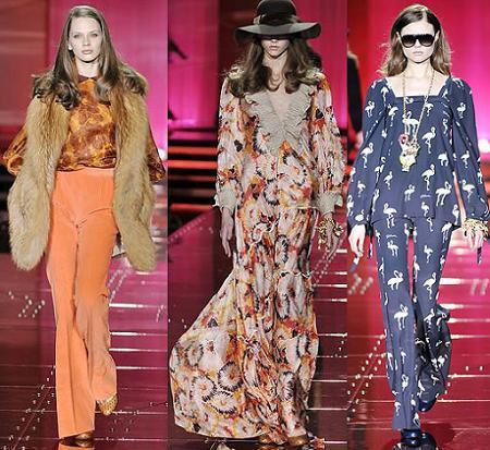 Just Cavalli en la Semana de la Moda de Milán otoño/invierno 2008/2009