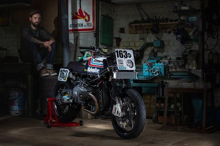 Espíritu de superbike ochentera y completamente reversible. Así es la BMW R nineT de Workhorse Speedshop