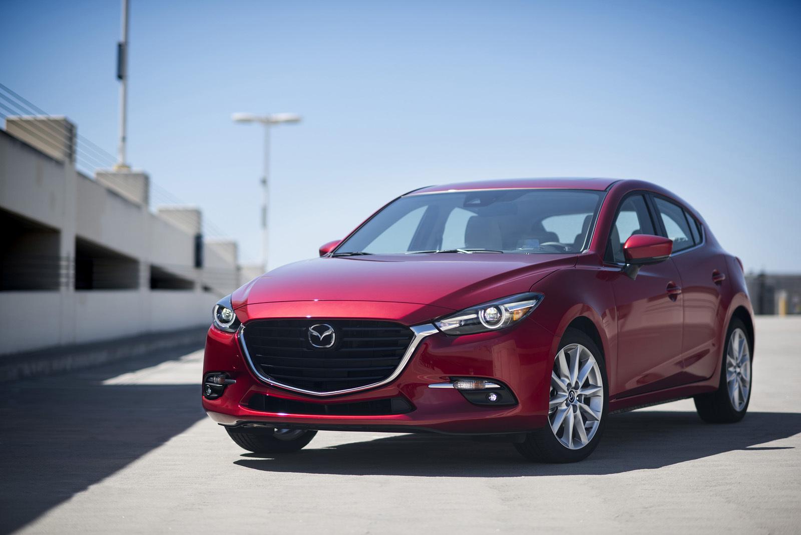 Foto de Mazda3 2017 (3/31)