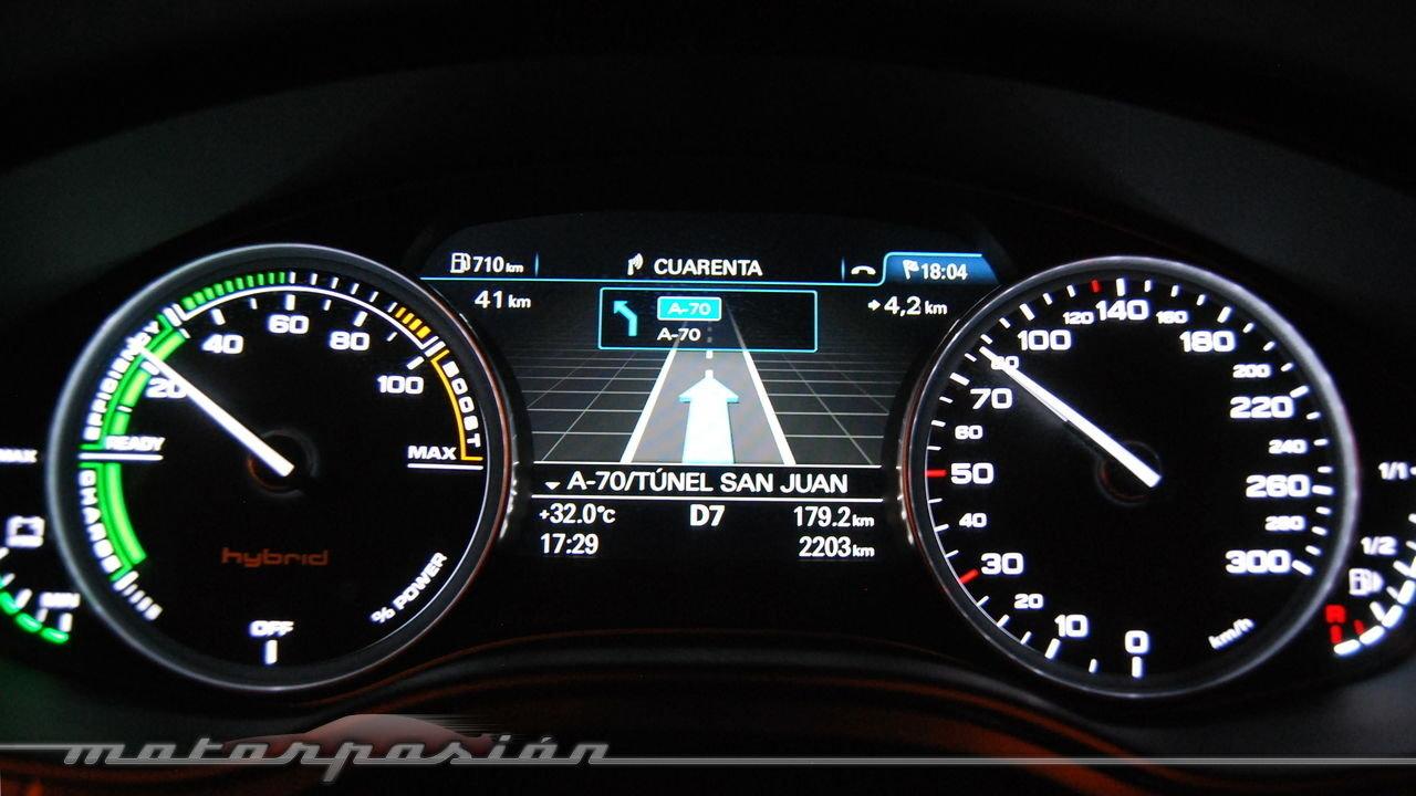 Foto de Audi A6 hybrid (prueba) (88/120)