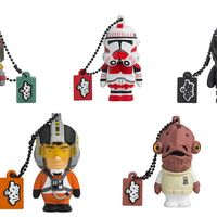 Memorias USB de 8 Gb Tribe, de Star Wars y los Minion, a sólo 8,99 euros en Amazon