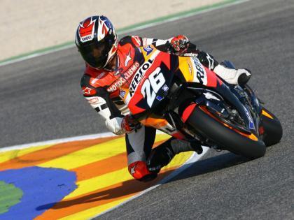 Álex Crivillé hace su valoración de la Honda RC212V de Dani Pedrosa