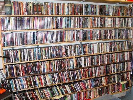 gran colección de películas
