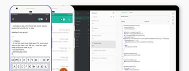 Boostnote es una app de notas gratuita, open source, multiplataforma y pensada para programadores