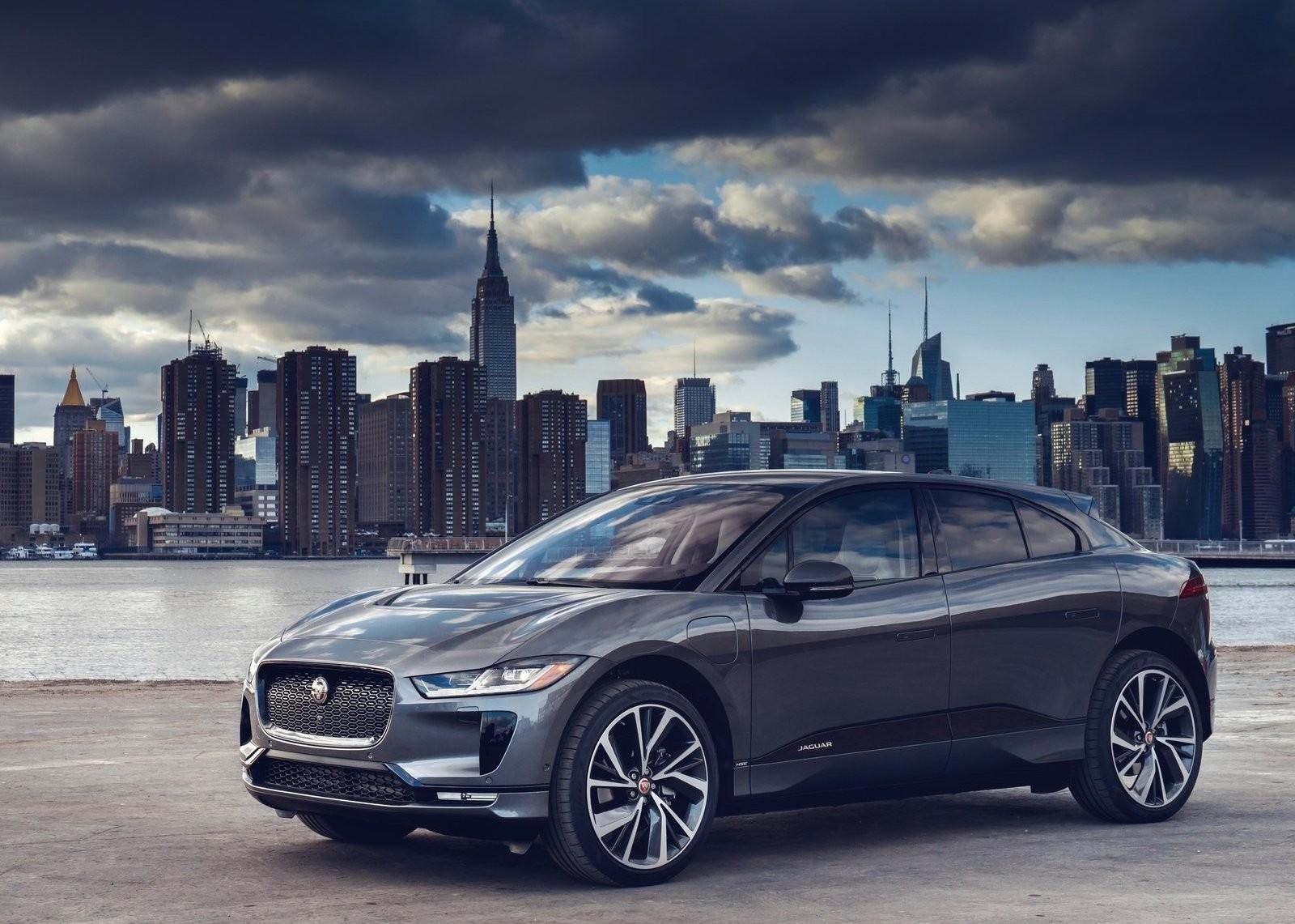 Foto de Jaguar I-Pace (9/21)