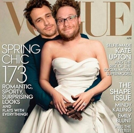 La otra portada de Vogue