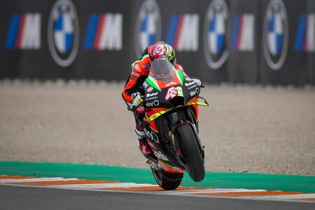 Aleix Espargaro Valencia Motogp 2020