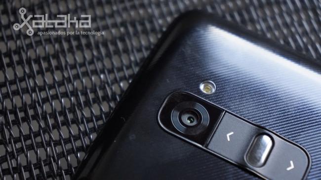 LG G2 cámara