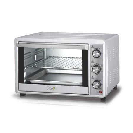 Oferta Flash en el  horno eléctrico ventilado Spice Cayenna: a la venta por 50 euros en Amazon con envío gratis