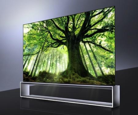 """LG presentará en el CES su nueva familia de televisores OLED 8K """"reales"""" con diagonales de 77 y 88 pulgadas"""