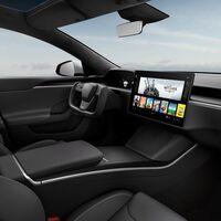 Tesla rediseña el Model S con un espectacular nuevo interior y una versión con 830 km de autonomía