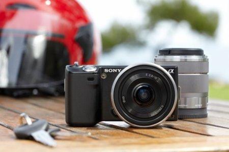 Sony Nex 3 y Nex 5 son el futuro pero en el presente