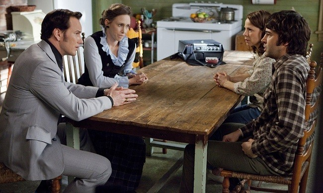 Los protagonistas de 'Expediente Warren: The Conjuring'