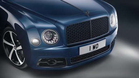 Bentley Mulsanne 6 75 Edition By Mulliner 1