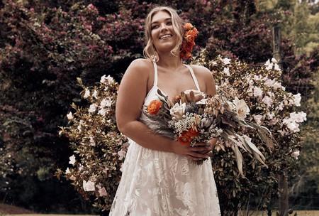 """Da el """"sí, quiero"""" a las curvas voluptuosas con estos siete estilos de vestidos de novia para novias curvy"""