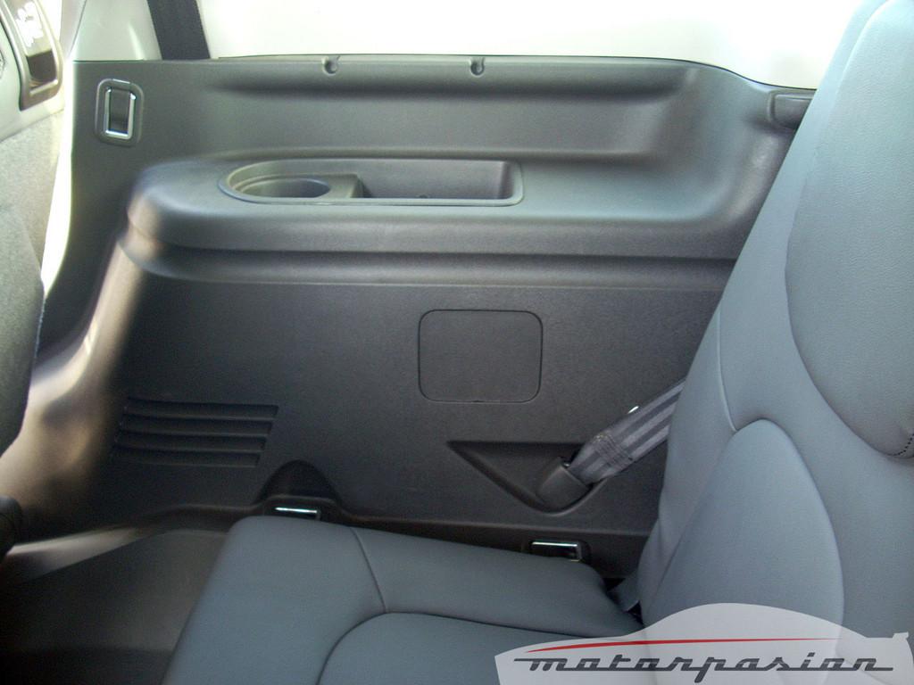 Foto de Nissan Pathfinder (prueba) (47/48)