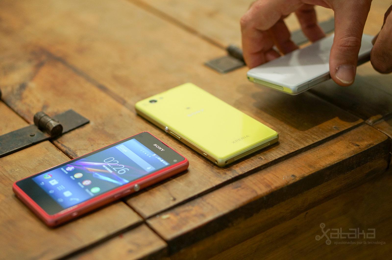 Foto de Sony Xperia Z1 Compact, lanzamiento (13/17)