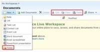 Office Live Workspace incorporará nuevas características y ofrecerá 5GB de espacio