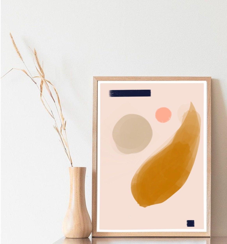 Lamina estilo nórdico minimalista